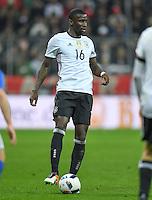FUSSBALL INTERNATIONAL TESTSPIEL IN DER ALLIANZ ARENA MUENCHEN Deutschland - Italien    29.03.2016  Antonio Ruediger (Deutschland)