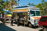 Kabob Express, Gourmet Food Truck, Mid Wilshire, Los Angeles CA