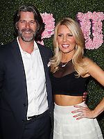 WEST HOLLYWOOD, CA, USA - MAY 13: Slade Smiley, Gretchen Rossi at the Pump Lounge Grand Opening Hosted By Lisa Vanderpump And Ken Todd held at Pump Lounge on May 13, 2014 in West Hollywood, California, United States. (Photo by Celebrity Monitor)