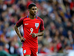 Marcus Rashford of England during the International Friendly match at the Stadium of Light, Sunderland. Photo credit should read: Simon Bellis/Sportimage