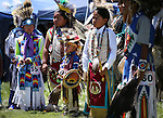 Images from the Grand Entry at the annual Stewart Father's Day Pow Wow at the historic Stewart Indian Facility in Carson City, Nev., on Sunday, June 16, 2013.<br /> Photo by Cathleen Allison