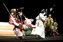 Twelfth Night after William Shakespeare,A Shochiku Grand Kabuki Production directed by Yukio Ninagawa.Opens at The Barbican Theatre on 24/3/09 CREDIT Geraint Lewis