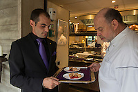 Europe/France/Aquitaine/47/Lot-et-Garonne/Puymirol: Hôtel-Restaurant Michel Trama: L'Aubergade - Michel Trama [Non destiné à un usage publicitaire - Not intended for an advertising use]