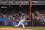 Noah Syndergaard (Mets),<br /> OCTOBER 5, 2016 - MLB :<br /> Noah Syndergaard of the New York Mets pitches in the sixth inning during the National League Wild Card Game against the San Francisco Giants at Citi Field in Flushing, New York, United States. (Photo by Hiroaki Yamaguchi/AFLO)
