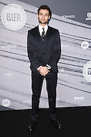 Douglas Booth<br /> at the British Independent Film Awards 2016, Old Billingsgate, London.<br /> <br /> <br /> &copy;Ash Knotek  D3209  04/12/2016
