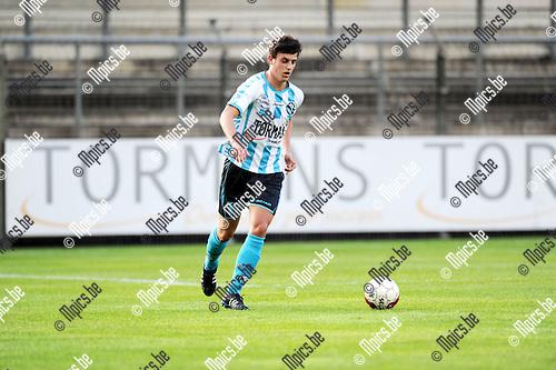 2012-07-21 / Voetbal / seizoen 2012-2013 / Verbroedering Geel-Meerhout / Thomas Frederix..Foto: Mpics.be