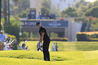 Thomas Detry (BEL) on the 16th hole during Friday's Round 2 of the 2018 Turkish Airlines Open hosted by Regnum Carya Golf &amp; Spa Resort, Antalya, Turkey. 2nd November 2018.<br /> Picture: Eoin Clarke | Golffile<br /> <br /> <br /> All photos usage must carry mandatory copyright credit (&copy; Golffile | Eoin Clarke)
