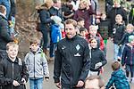 11.03.2018, Trainingsgelaende, Bremen, GER, 1.FBL, Training SV Werder Bremen<br /> <br /> im Bild<br /> Florian Kohfeldt (Trainer SV Werder Bremen),  <br /> <br /> Foto &copy; nordphoto / Ewert