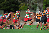 130525 Wellington Club Rugby - HOBM Senior Thirds v Rimutaka