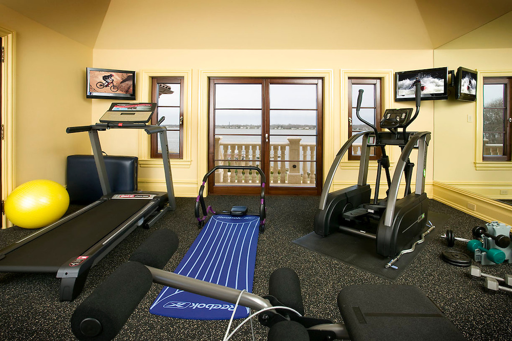 Simple Home Gym