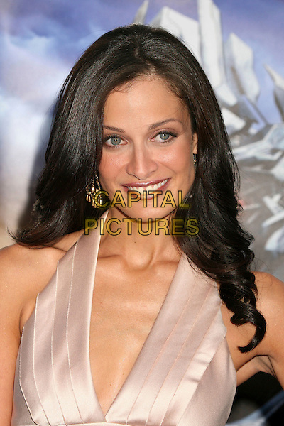 "DAYANARA TORRES .""Transformers"" Los Angeles Premiere at Mann's Village Theatre, Westwood, California, USA..June 27th, 2007.headshot portrait pink .CAP/ADM/BPC.©Brent Perniac/AdMedia/Capital Pictures"