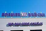 22.03.2020, Stadion an der Bremer Brücke, Osnabrück, Rund um das Stadion an der Bremer Brücke<br /> <br /> <br /> im Bild<br /> Bremer Brücke - Wo das Herz schlägt. Feature / Symbol / Symbolfoto / charakteristisch / Detail<br /> <br /> Foto © nordphoto / Paetzel