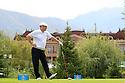 Chris Doak (SCO) during the third round of the Kazakhstan Open played at Zhailjau Golf Resort, Almaty on September 15, 2012 in Almaty, Kazakhstan.(Picture Credit / Phil Inglis)