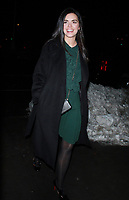 NEW YORK, NY - JANUARY 11: Katie Lee arriving at the IFC Films premiere of Freak Show at the Landmark Sunshine Cinema in New York City on January 10, 2018. Credit: RW/MediaPunch