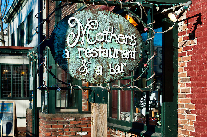 Restaurant, New Hope, Pennsylvania