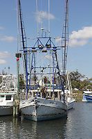 Commercial and recreational marinas throughout the Gulf Coast.