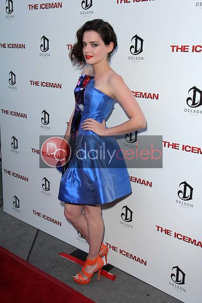 "Roxane Mesquida<br /> at ""The Iceman"" Red Carpet, Arclight Theater, Hollywood, CA 04-22-13<br /> David Edwards/DailyCeleb.Com 818-249-4998"