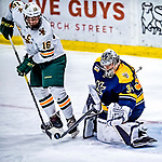 2019-01-26 NCAA: Merrimack Warriors at Vermont Men's Hockey