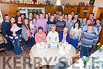 Fr. Pat Murphy from Ardcost, Portmagee celebrated his Silver Jubilee as a priest with family in the family home on Saturday.  Fr Pat has spent 25 years as a missionary priest with St. Patricks Missionary Society working for the last 25 years in Nigeria.