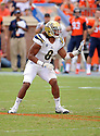 UCLA Bruins Eric Kendricks (6) during a game against the Virginia Cavaliers on August 30, 2014 at Scott Stadium in Charlottesville, VA. UCLA beat Virginia 28-20.