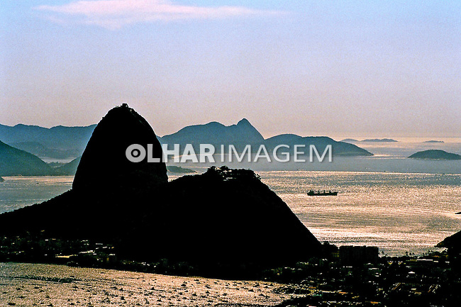 Morro do Pao de Açucar. Rio de Janeiro. 2008. Foto de Alberto Viana.