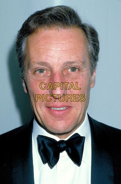 HENDRICK FORSYTH.pre 1997.headshot portrait white black bow tie.CAP/PL.©Phil Loftus/Capital Pictures.