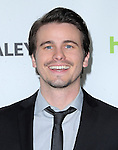 Jason Ritter at The PaleyFest 2013 - Parenthood held at The Saban Theater in Beverly Hills, California on March 07,2013                                                                   Copyright 2013 Hollywood Press Agency