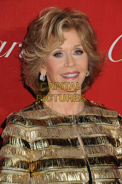 4 Januray 2014 - Palm Springs, California - Jane Fonda. 25th Annual Palm Springs International Film Festival held at the Palm Springs Convention Ceter.  <br /> CAP/ADM/BP<br /> &copy;Byron Purvis/AdMedia/Capital Pictures