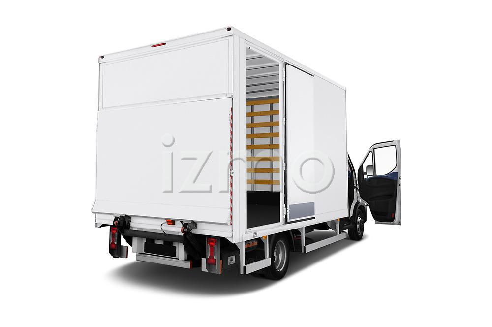 Car images of 2018 Iveco Daily - 4 Door Cargo Van Doors