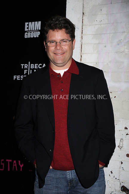 WWW.ACEPIXS.COM . . . . . ....April 23 2009, New York City....Actor Sean Astin at the after party for 'Stay Cool' during the 2009 Tribeca Film Festival at Tenjune on April 23, 2009 in New York City.....Please byline: KRISTIN CALLAHAN - ACEPIXS.COM.. . . . . . ..Ace Pictures, Inc:  ..tel: (212) 243 8787 or (646) 769 0430..e-mail: info@acepixs.com..web: http://www.acepixs.com