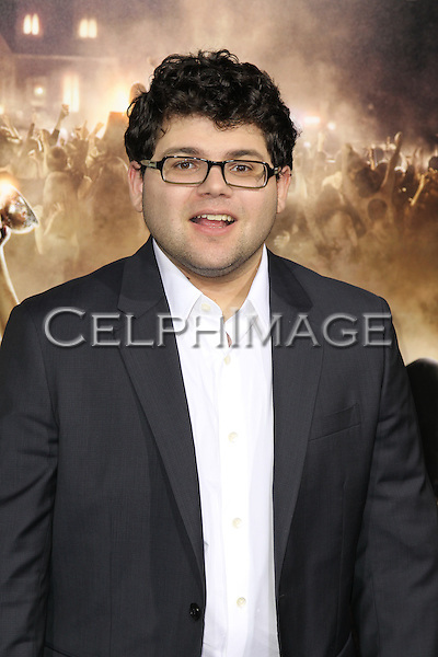 "JONATHAN DANIEL BROWN. Los Angeles Premiere of Warner Brothers Pictures' ""Project X,"" at Grauman's Chinese Theatre. Hollywood, CA USA. February 29, 2011.©CelphImage"