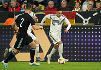 Nadiem Amiri (Deutschland Germany) - 09.10.2019: Deutschland vs. Argentinien, Signal Iduna Park, Freunschaftsspiel<br /> DISCLAIMER: DFB regulations prohibit any use of photographs as image sequences and/or quasi-video.