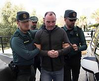 2018 03 24 A Spanish court issued an arrest warrant for suspected killer Simon Corner