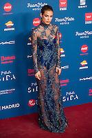 Jessica Goicoechea attends to the photocall of the Gala Sida at Palacio de Cibeles in Madrid. November 21, 2016. (ALTERPHOTOS/Borja B.Hojas) //NORTEPHOTO.COM