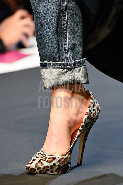 Paris, Franca&sbquo; 28/09/2013 - Desfile de Jean Paul Gaultier durante a Semana de moda de Paris  -  Verao 2014. <br /> Foto: FOTOSITE