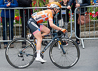Picture by Allan McKenzie SWpix.com - 04/05/2018 - Cycling - 2018 Asda Women's Tour de Yorkshire - Stage 2: Barnsley to Ilkley - Megan Guarnier.