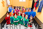 """Let May Entertain You"" is the title of this years school play/concert performed by the pupils of St. Mary's Boys' N.S. Abbeyfeale on Monday night at the Rugby Clubhouse. <br /> <br /> St. Mary's Play <br /> A very colourful Senior Infants & 1st. Class who performed ""The Day The Crayons Quit""."