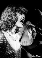 Lisa Hartt Canadian singer 1978. Photo Scott Grant