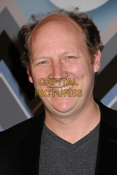 Dan Bakkedahl.FOX All-Star Party TCA Winter 2013 Press Tour held at the Langham Huntington Hotel and Spa, Pasadena, California, USA..January 8th, 2013.headshot portrait black grey gray.CAP/ADM/BP.©Byron Purvis/AdMedia/Capital Pictures.