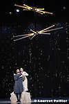 Pigmalion de Jean-Philippe Rameau<br /> <br /> Acte de ballet<br /> Livret de Ballot de Savot d'après A.Houdar de la Motte<br /> Direction musicale : Hervé Niquet<br /> Mise en scène, vidéo et chorégraphie : Karole Armitage<br /> Dramaturge, assistant à la mise en scène : Stéfano Paba<br /> Décors : David Salle, Clifton Taylor<br /> Pigmalion : Cyril Auvity<br /> Amour : Magali Léger<br /> Céphise : Valérie Gabail<br /> La Statue : Cassandre Berthon<br /> Centre Chorégraphique National - Ballet de Lorraine<br /> Le concert spirituel<br /> Clavecin : Sébastien d'Hérin<br /> Choeur du Concert Spirituel<br /> Lieu : Théâtre du Châtelet<br /> Ville : Paris<br /> Date 12/06/2005<br /> <br /> © Laurent Paillier / photosdedanse.com
