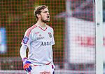 ***BETALBILD***  <br /> V&auml;llingby 2015-05-24 Fotboll Superettan IF Brommapojkarna - Varbergs BoIS :  <br /> Brommapojkarnas m&aring;lvakt Davor Blazevic under matchen mellan IF Brommapojkarna och Varbergs BoIS <br /> (Foto: Kenta J&ouml;nsson) Nyckelord:  BP Brommapojkarna IFB Grimsta Varberg BoIS portr&auml;tt portrait