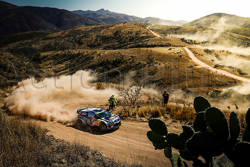 05.03.2016. Guanajuata, Mexico. WRC Rally of Mexico, Day 2.  Jari-Matti Latvala (FIN) – Miikka Anttila (FIN) - Volkswagen Polo R WRC
