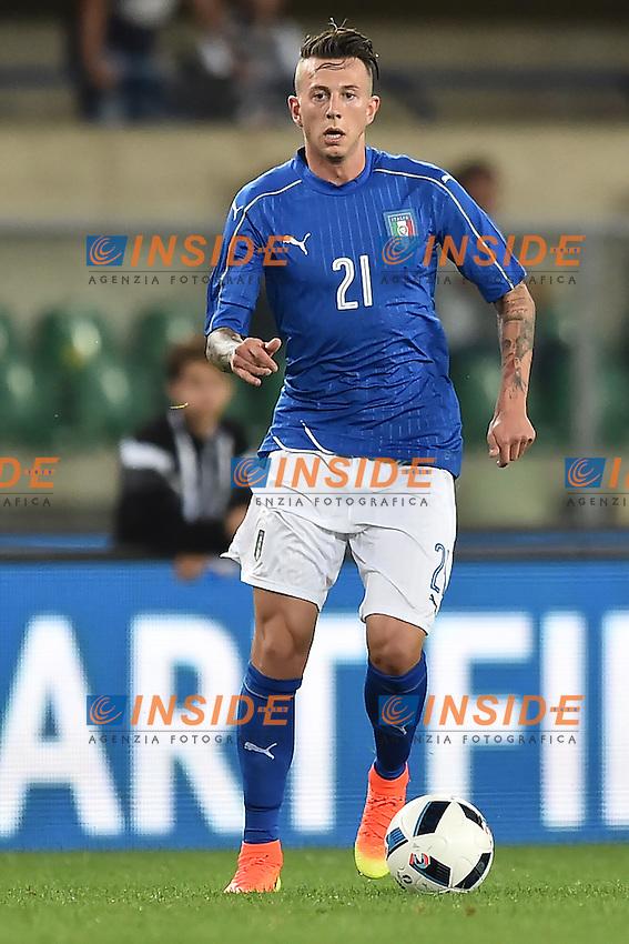 Federico Bernardeschi Italia <br /> Verona 06-06-2016 Stadio Bentegodi Football Friendly Match Italia - Finlandia / Italy - Finland . Foto Andrea Staccioli / Insidefoto