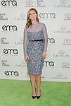 BURBANK, CA- OCTOBER 18: Actress Emily VanCamp arrives at the 2014 Environmental Media Awards at Warner Bros. Studios on October 18, 2014 in Burbank, California.