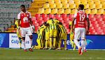 Independiente Santa Fe igualó 1-1 ante Atlético Bucaramanga. Fecha 7 Liga Águila II-2018,