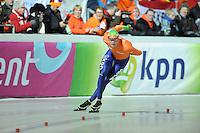 SCHAATSEN: BOEDAPEST: Essent ISU European Championships, 08-01-2012, 10000m Men, Sven Kramer NED, ©foto Martin de Jong