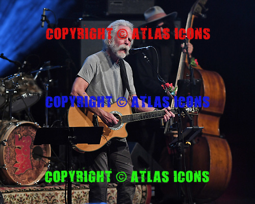 MIAMI BEACH, FL - MARCH 26: Bob Weir and Don Was of Wolf Bros perform at the Fillmore on March 26, 2019 in Miami Beach, Florida. Credit Larry Marano © 2019
