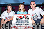 Are you ready for the Hell Mountain Challenge in Portmagee on the 26th October? Pictured here l-r; Alan Devane, Aideen Martin & Declan O'Sullivan.