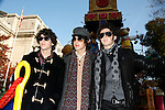 Jonas Brothers &amp; Kevin Jonas &amp; Joe Jonas &amp; Nick Jonas<br /> appearing in the 2007 Macy's Thanksgiving Day Parade, New York City.<br /> November 22, 2007