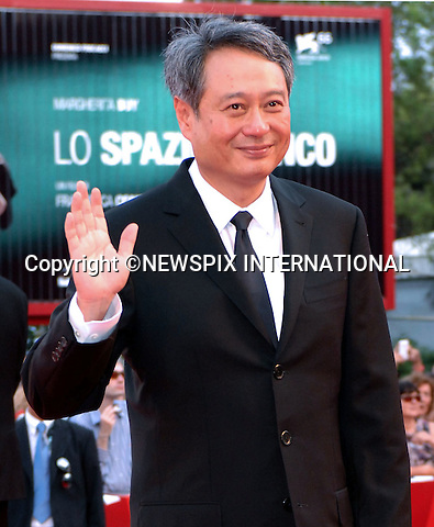 "ANG LEE.at the  66th Venice Film Festival , Venice_02/09/2009.Mandatory Credit Photo: ©NEWSPIX INTERNATIONAL..**ALL FEES PAYABLE TO: ""NEWSPIX INTERNATIONAL""**..IMMEDIATE CONFIRMATION OF USAGE REQUIRED:.Newspix International, 31 Chinnery Hill, Bishop's Stortford, ENGLAND CM23 3PS.Tel:+441279 324672  ; Fax: +441279656877.Mobile:  07775681153.e-mail: info@newspixinternational.co.uk"